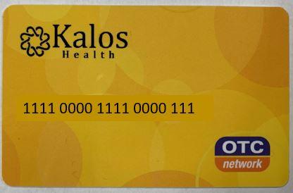 Over The Counter Benefits Kalos Health